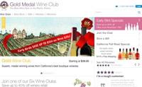 金牌葡萄酒俱乐部:Gold Medal Wine Club
