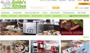 加拿大领先的优质厨具产品在线购物网站:Golda's Kitchen