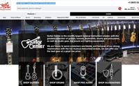 世界上最大的乐器零售商:Guitar Center