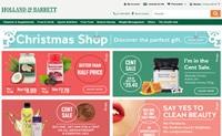 Holland & Barrett爱尔兰:英国领先的健康零售商