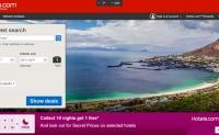 Hotels.com南非:酒店预订