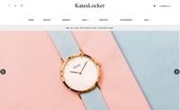 欧洲综合类时尚商品的零售电商:Kateslocker