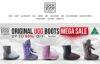 澳大利亚制造的羊皮靴:Original UGG Boots