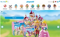 PLAYMOBIL摩比世界英国官网:源于德国畅销世界的情景玩具