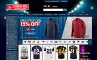 NFL墨西哥官方商店:Tienda NFL