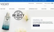 VICHY薇姿美国官方网站:欧洲药房第一的抗衰老品牌