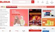 印尼电信和eBay的合资企业:Blanja.com