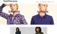 瑞典多品牌服装商店:Ted & Teresa