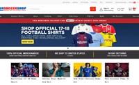 英国足球店:UK Soccer Shop