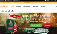 马来西亚酒类销售网站:Boozeat