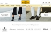 德国最大的设计师鞋网上商店:Budapester.com