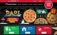 印尼披萨外送专家:Domino's Pizza印尼