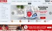 波兰购物网站:MALL.PL