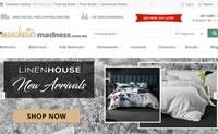 澳大利亚领先的床上用品和卫浴配件零售商:Manchester Madness