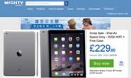 英国每日优惠第一的网站:Mighty Deals