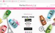 印尼美容产品购物网站:PerfectBeauty.id