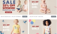 Pumpkin Patch澳大利亚官网:新西兰著名的儿童服装品牌