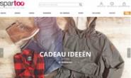 Spartoo比利时:欧洲时尚购物网站