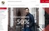 荷兰男士时尚网上商店:Suitable