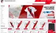 河床足球俱乐部官方商店:Tienda Oficial River Plate