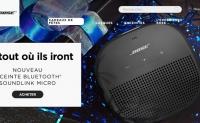 Bose法国官网:购买耳机、扬声器、家庭影院、专业音响