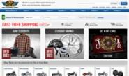 世界上最大的售后摩托车零配件超市:J&P Cycles