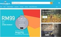 马来西亚网上宠物商店:Waggymeal