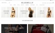 英国性感内衣和睡衣品牌:Bluebella