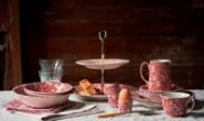 伯利陶器:Burleigh Pottery