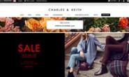 新加坡领先的时尚生活方式零售品牌:CHARLES & KEITH