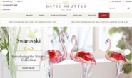 英国珠宝钟表和家居礼品精品店:David Shuttle
