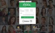 加拿大约会网站:EliteSingles.ca