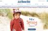 JoJo Maman Bébé美国官网:英国最受欢迎的孕妇和儿童精品品牌