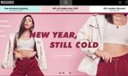 Missguided美国官网:英国时尚品牌