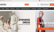 土耳其国际性时尚购物网站:Modanisa