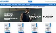 Myprotein加拿大官网:欧洲第一的运动营养品牌
