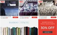 加拿大时尚床上用品零售商:QE Home | Quilts Etc