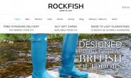 英国雨靴品牌:Rockfish