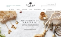 瑜伽灵感珠宝:Satya Jewelry