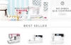 Shopty西班牙:缝纫机在线销售