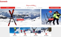 欧洲最大的滑雪假期供应商之一:Sunweb Holidays