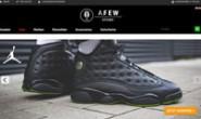 德国运动鞋网上商店:Afew Store