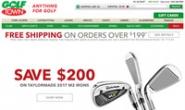 加拿大高尔夫超市:Golf Town