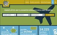 德国机场停车位比较和预订网站:Ich-parke-billiger