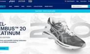ASICS亚瑟士英国官网:日本鬼冢八喜郎创立的跑鞋运动品牌