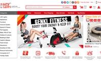 澳大利亚便宜的家庭购物网站:CrazySales