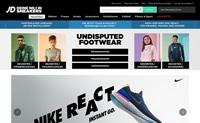 JD Sports德国官网:英国领先的运动鞋和运动服饰零售商