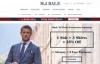 澳大利亚男士西服品牌:M.J.Bale