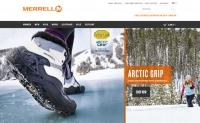 美国登山运动鞋品牌:Merrell