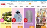 德国全家人的时尚网上商店:NKD